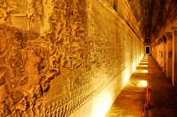 The Light of Angkor Wat